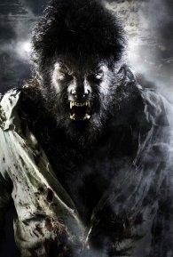 Benicio Del Toro como licántropo en The Wolfman #2