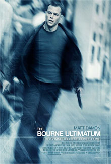 Cartel The Bourne Ultimatum