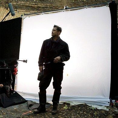 Brad Pitt como Aldo Raines