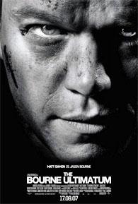 Cartel The Bourne Ultimatum #1