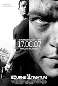 Cartel The Bourne Ultimatum #2