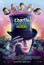 Cartel Charlie y la fábrica de chocolate