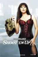 Cartel Shoot'em Up - Monica Bellucci