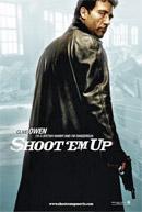Cartel Shoot'em Up - Clive Owen