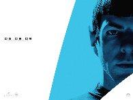 Banner Star Trek - Spock