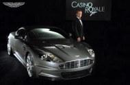Bond Aston Martin DBS #1
