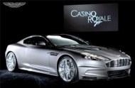 Bond Aston Martin DBS #2