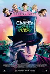 Poster Charlie y la fábrica de chocolate