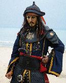 Johnny Depp en Piratas del Caribe 3 #1