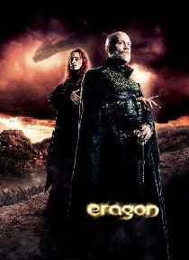 Cartel Eragon - Galbatorix y Durza