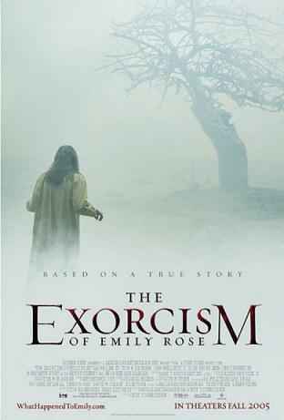 Cartel de El exorcismo de Emily Rose