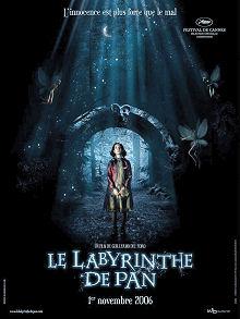 Cartel de El Laberinto del Fauno francés