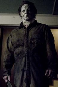 Michael Myers crecidito y no muy amistoso