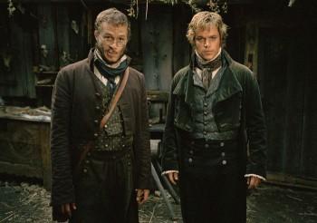 Matt Damon y Heath Ledger son ... los hermanos Grimm