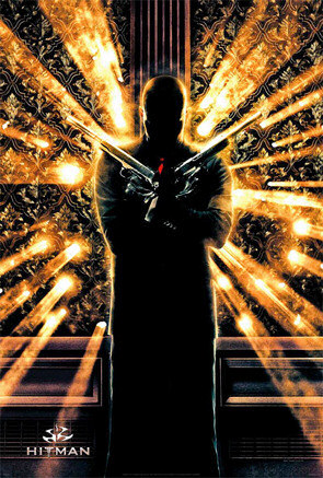 Cartel promocional de Hitman