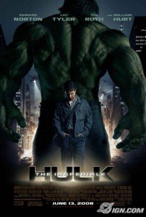 Cartel de Hulk