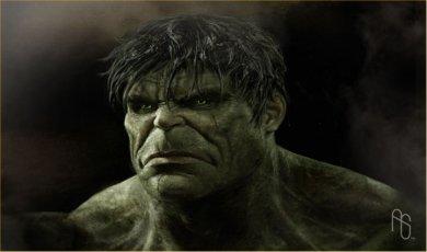 Primera imagen de Hulk