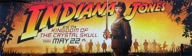Banner Indiana Jones #1