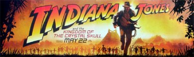 Banner Indiana Jones #2