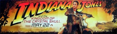 Banner Indiana Jones #3