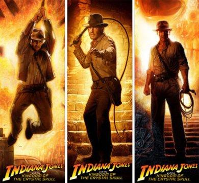 Banner Indiana Jones #4