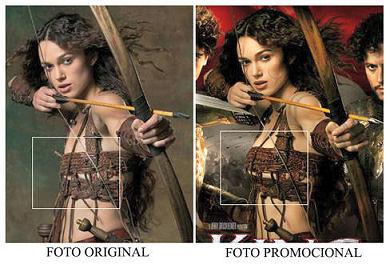 Keira Knightley en El Rey Arturo