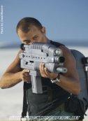 Stelio Savante en Starship Troopers 3: Marauder