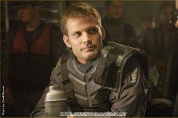 Casper Van Dien en Starship Troopers 3: Marauder