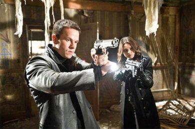 Mila Kunis en Max Payne