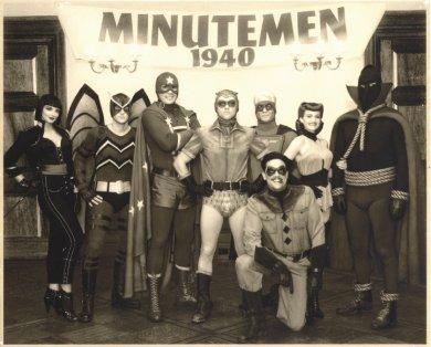 Los Minutemen