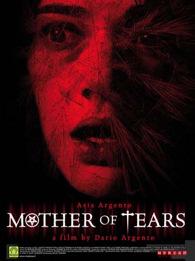 Segundo cartel de The Mother of Tears
