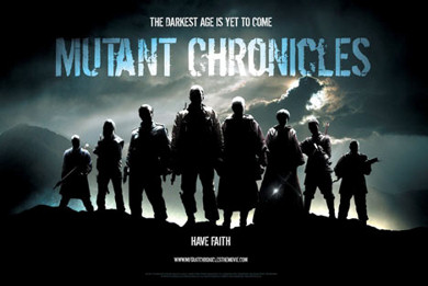 Banner The Mutant Chronicles