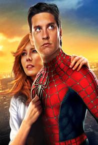 Imagen promocional con Peter Parker y Mary Jane