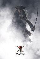Piratas del  Caribe 3 - Jack Sparrow