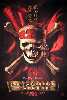 Cartel Pirates of the Caribbean: At World's End