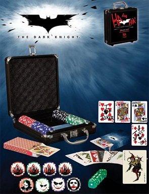 Set poker The Dark Knight