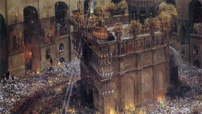 Arte Conceptial de Prince of Persia: Sands of Time #3