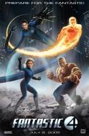 Poster Los 4 Fantásticos 3