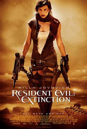Cartel Resident Evil:Extinction