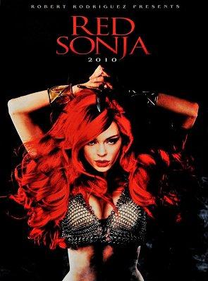 Cartel de Red Sonja