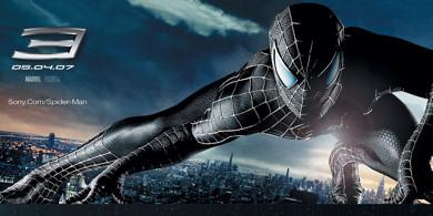 Banner de Spiderman 3 #1