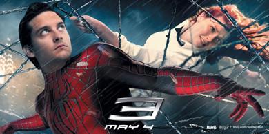 Banner de Spiderman 3 #2