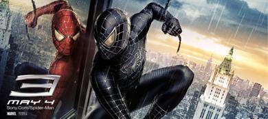 Banner de Spiderman 3 #3