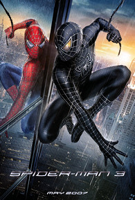 Cartel internacional de Spiderman 3