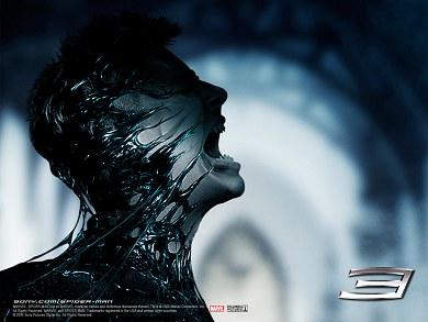 Imagen Venom en Spiderman 3