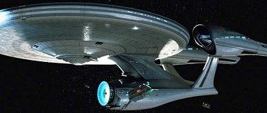 Imagen de la Enterprise remozada