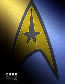 Cartel teaser de Star Trek IX