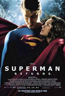 Cartel Superman Returns