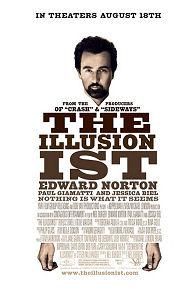 Cartel estreno The Illusionist