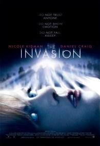 Cartel de The Invasion